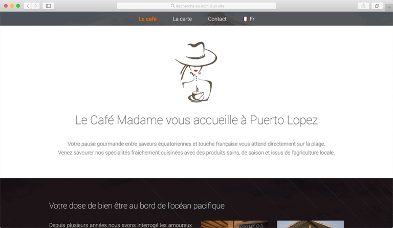 Café Madame by Pi Studio