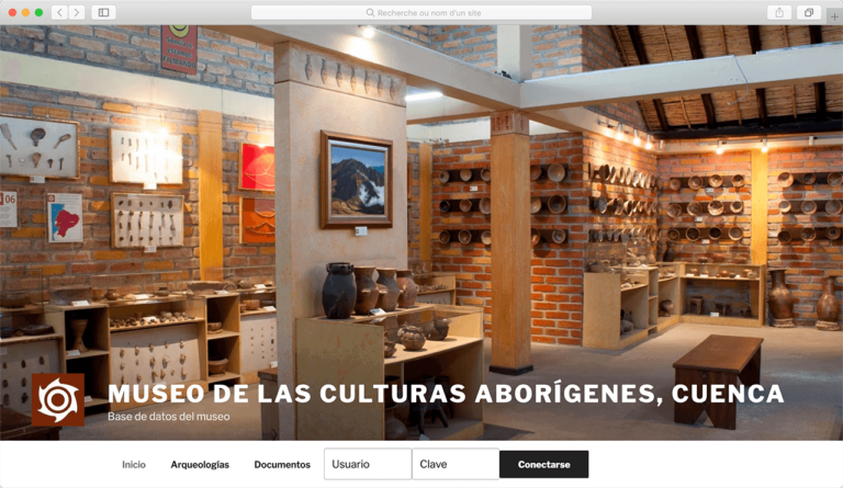 Museum of Aboriginal Cultures of Cuenca by Pi Studio