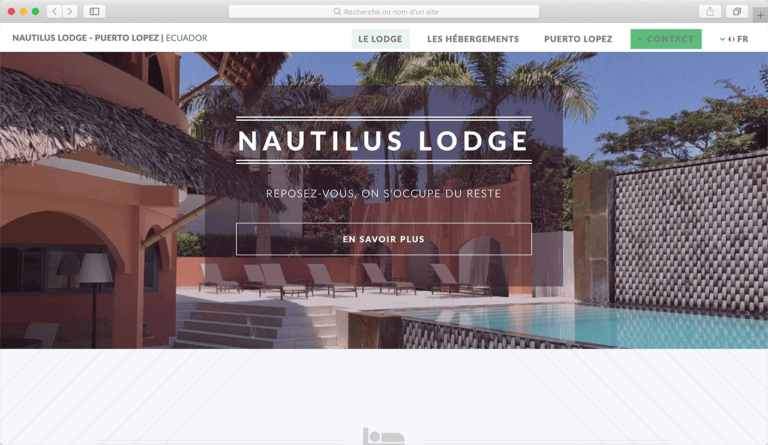Nautilus Lodge by Pi Studio
